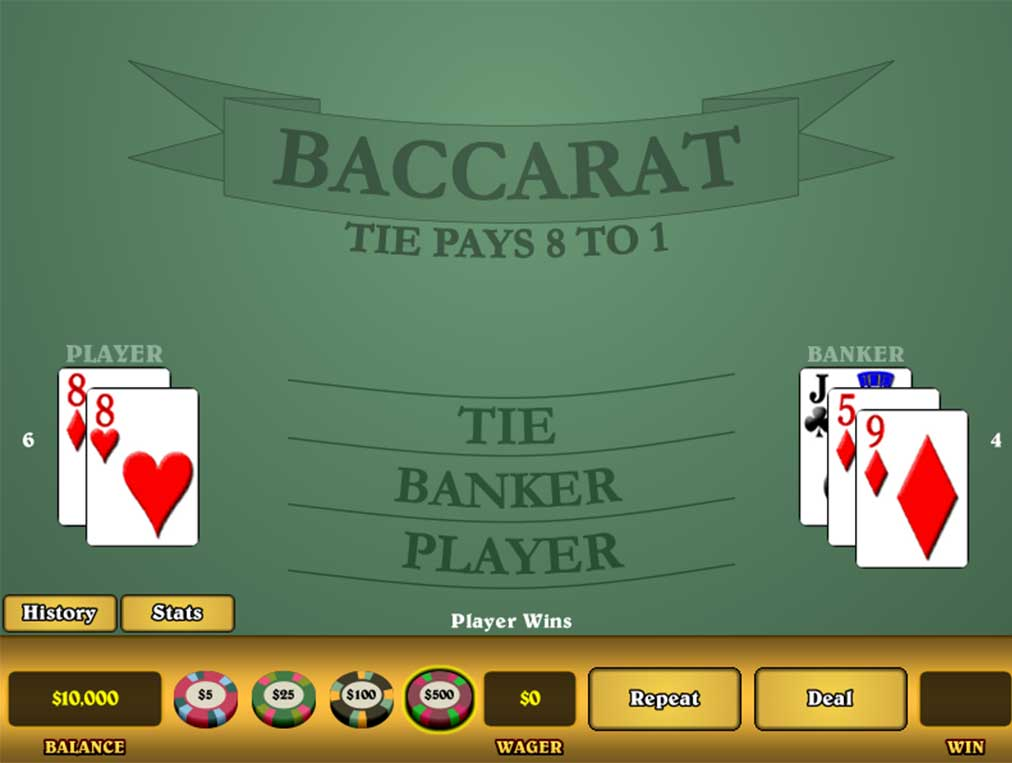Online Baccarat Betting Strategy – Banker Betting Strategy