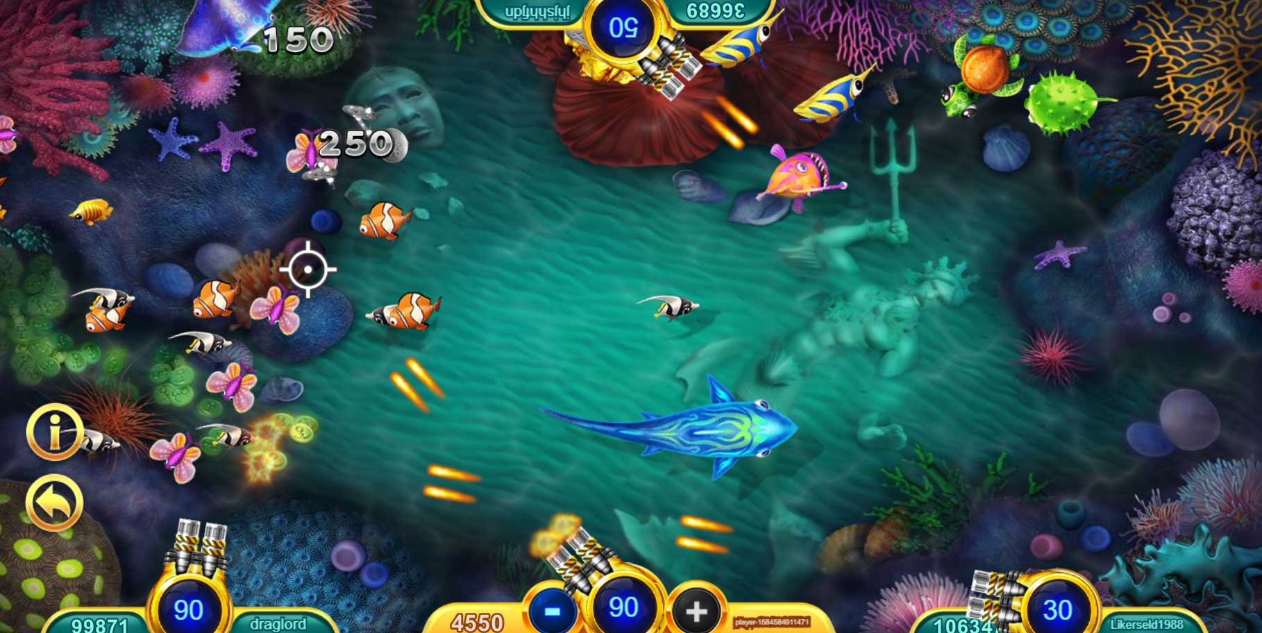 Great Skills When Playing Fish Shooting Game