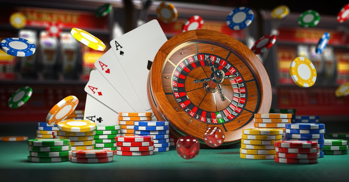 Casino Design : The Sneaky Tricks That Make You Spend More