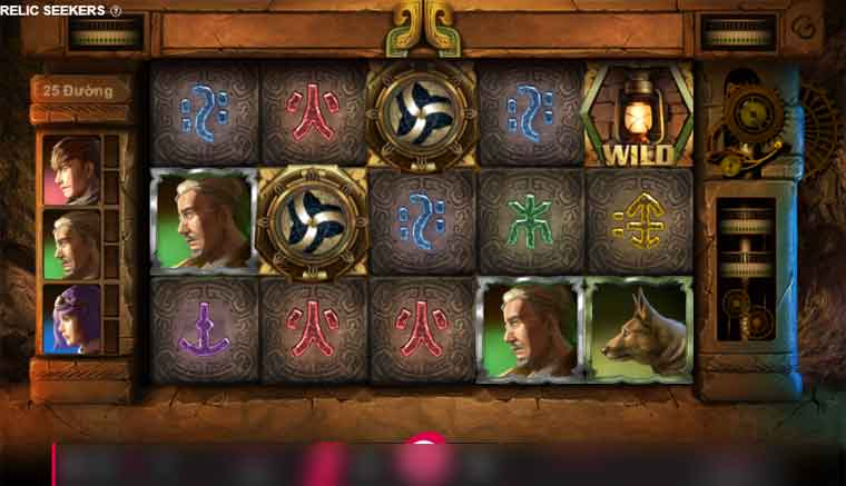 Relic-Seekers-Slot-Game-at-Pussy888